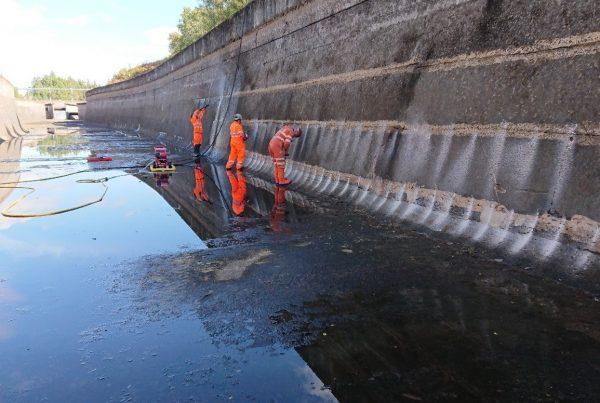 Aqueduct repair