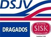 DSJV Dragados logo