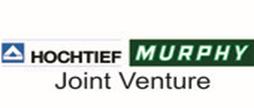 Hochtief Murphy Joint Venture logo