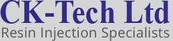 CK-Tech - Resin Injection Specialists